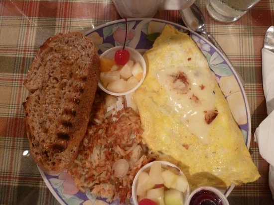 Clare, Мичиган: Philly Omelette