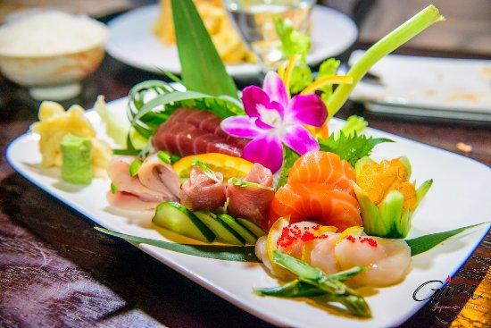 Wethersfield, CT: Sashimi Dinner