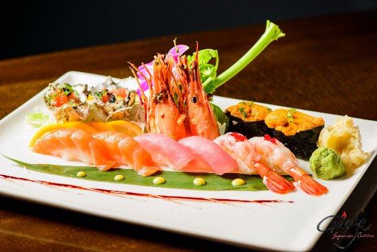 Wethersfield, Κονέκτικατ: Sushi and Sashimi