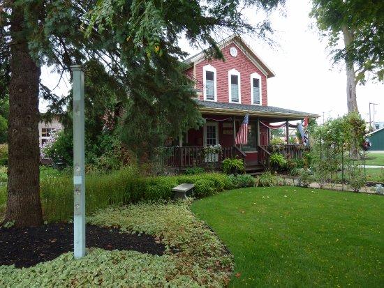 Clare, MI: Herrick House