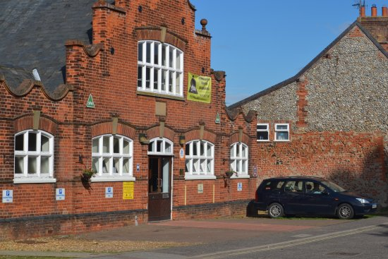 YHA Wells-next-the-sea: Converted church rooms, YHA Wells Next The Sea