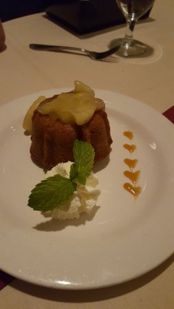 Lawry's The Prime Rib: Awesome Desert