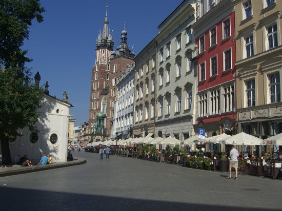 Sodispar Serviced Apartments: The Old Square in Krakow