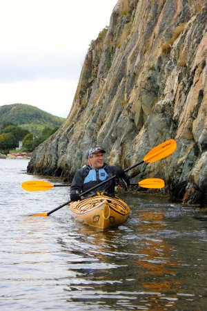 Stan Cook Sea Kayak Adventures Day Tours: Newbie!