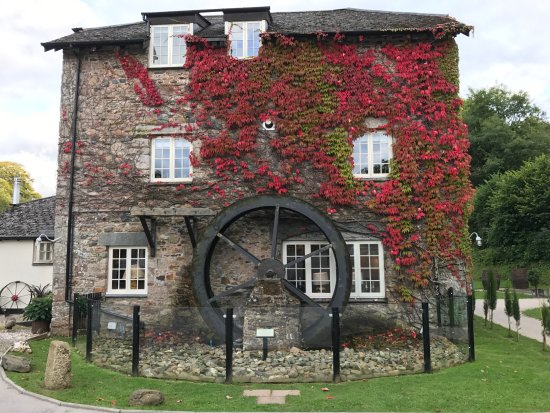 South Brent, UK: The Mill
