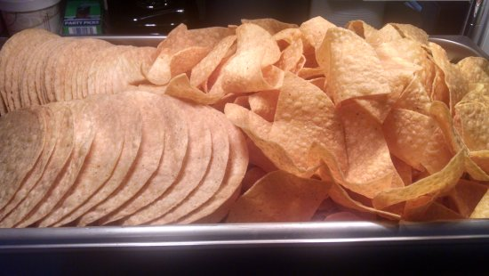 Glens Falls, estado de Nueva York: TACO SHELLS AND CHIPS