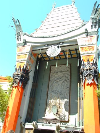 Hollywood: TCL Graumans Theatre