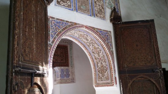 Dar Si Said Museum: One of the most beautiful doors