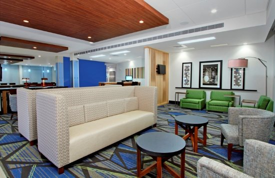 Property amenity - Picture of Holiday Inn Express, Jasper - Tripadvisor