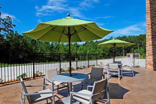 Balcony - Picture of Holiday Inn Express, Jasper - Tripadvisor