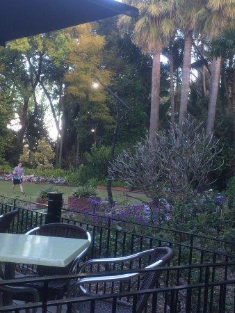 Wanneroo, أستراليا: At leapfrogs cafe inside the botanical garden