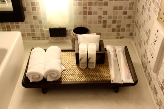 Beau The Andaman, A Luxury Collection Resort: Bathroom Toiletries