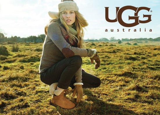 กันนิสัน, โคโลราโด: Ugg boots