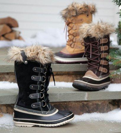 Gunnison, CO: Sorel boots