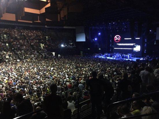 Finale del concerto picture of unipol arena casalecchio for Hotel a casalecchio di reno