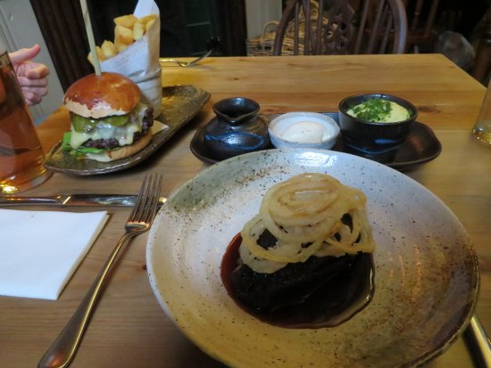 Tavistock, UK: Ox Cheeks