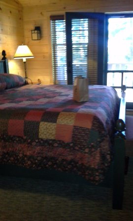 South Casco, ME: Our Room - - Perfect