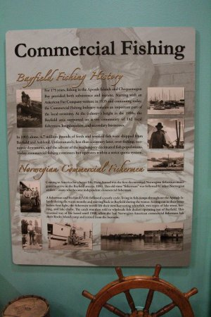 Bayfield, WI: Info about commercial fishing