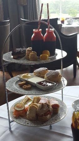 Mount Juliet Estate: Afternoon tea