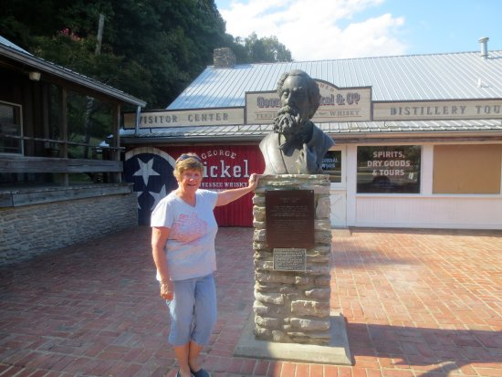 Tullahoma, TN: At the George Dickel Distillery