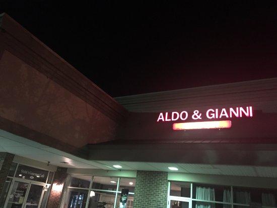 Montvale, NJ: Calamari, eggplant, seafood salad, mustard salmon.....