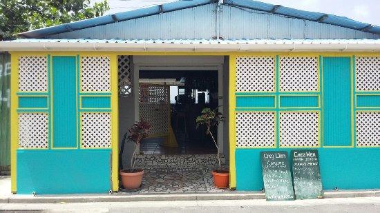 Scotts Head, دومينيكا: Chez Wen Cuisine
