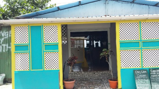 Scotts Head, Dominica: Chez Wen Cuisine