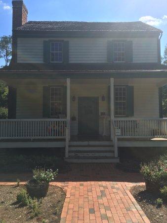 Hillsborough, Karolina Północna: Visitor Center