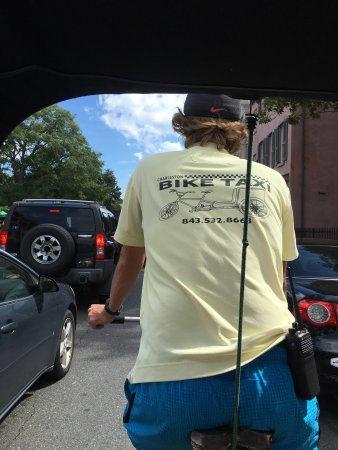 Charleston Bike Taxi 2019 All You Need To Know Before