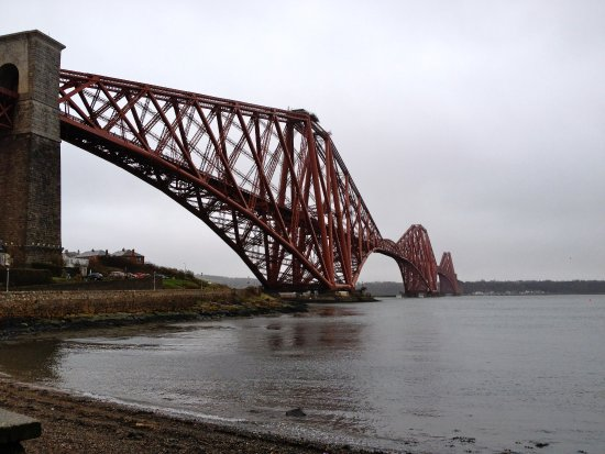 North Queensferry, UK: 1st