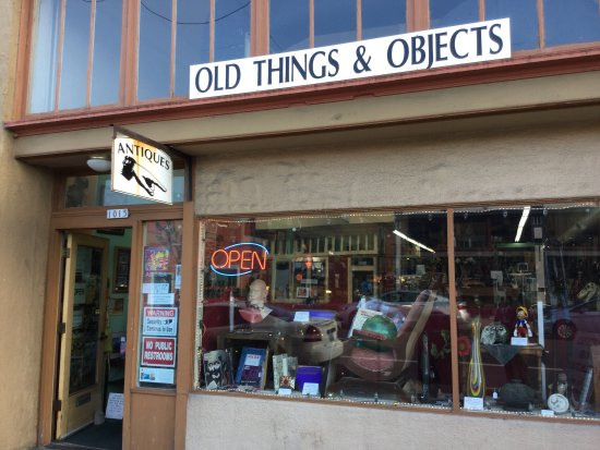 Old Things & Objects