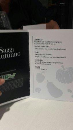 Montegranaro, Italië: Serata Vegan