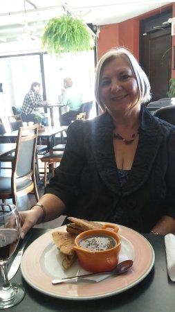 Thorold, Kanada: Gourmet food