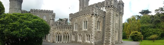County Wexford, Irland: Castle itslef is not open to the public