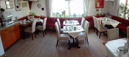 Afritz, Austria: sala colazione