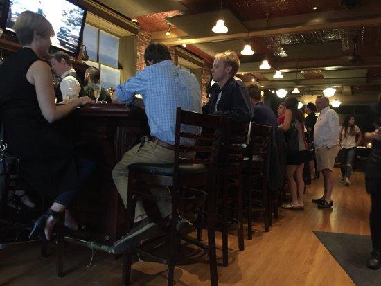 Bloomington, IN: Main bar