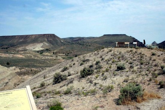 John Day Fossil Beds National Monument Aufnahme
