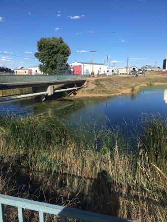 Fishing Pond at Limon