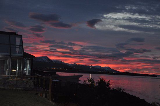 Los Cauquenes Resort & Spa: Por do Sol