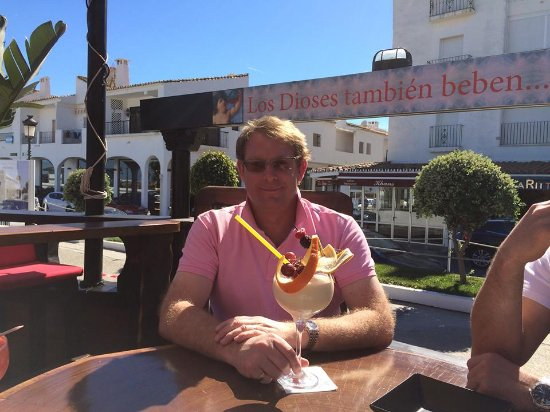 Puerto Banus, Spanje: My Banana Dream