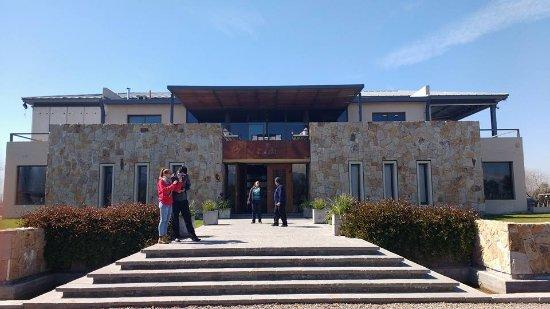 Lujan de Cuyo, Argentyna: Bodega Cruzat <3
