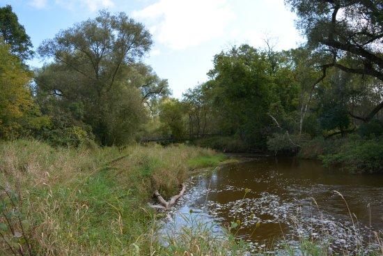 Sheboygan, WI: A river runs through the park