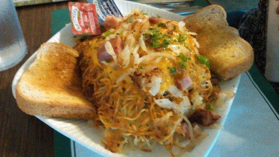 Maple Grove, MN: The Farmer's Omelette.