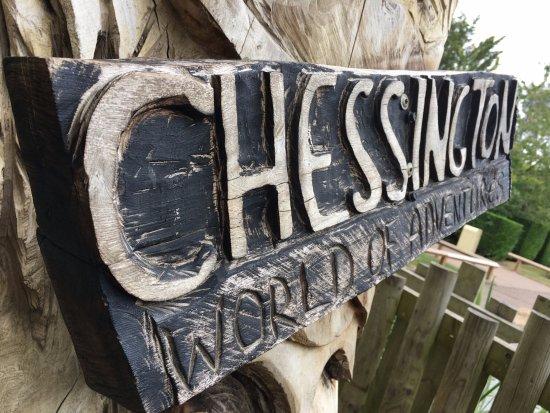 Chessington Sign
