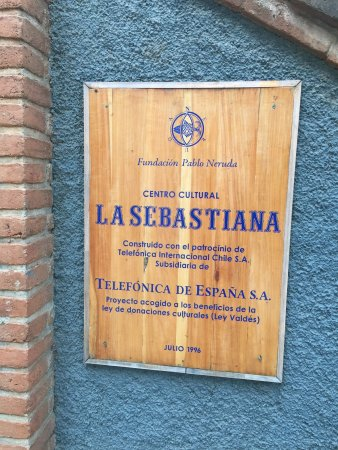La Sebastiana (Pablo Neruda's House): photo4.jpg
