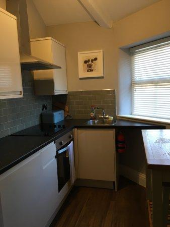 Settle, UK: kitchen
