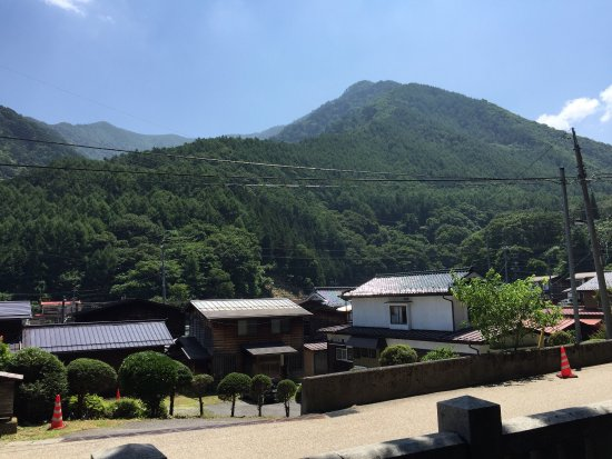 Shiojiri, Japonia: 奈良井宿