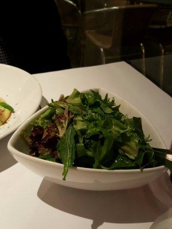 Chatswood, Austrália: Side salad