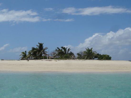 Toberua Island, Figi: Picnic Island