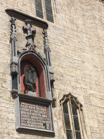 Jena, Germania: На одной и стен